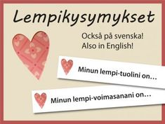 in English Archives - RyhmäRenki English Writing, Teaching English, Social Skills, Second Grade, Back To School, Psychology, Preschool, Projects To Try, Language