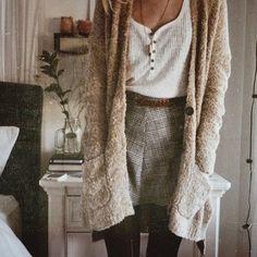 Fall style. Pinterest: pearlxoxoxo