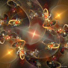 Amazing 3D Fractals Using Apophysis