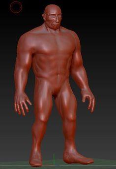 #dwarf #zbrush #3d #modeling