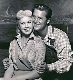 Doris Day and Gordon Macrae -  By the Light of the Silvery Moon