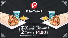 #AntalyaMigros Polen Tantuni'de uygun fiyata lezzetli menüler sizleri bekliyor.