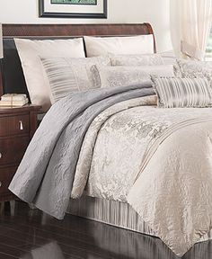 Hanover 22 Piece Comforter Sets - Bed in a Bag - Bed & Bath - Macy's