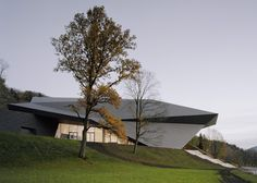 Festival Hall Of The Tiroler Festspiele Erl by Delugan Meissl