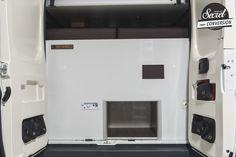 Secret Vans Conversion, videos y fotos de nuestros proyectos.