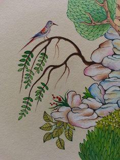 Nurten Ünver - doğa - detay Infinite Art, Turkish Art, Nature Drawing, Arabic Art, Sketch Painting, Bird Art, Islamic Art, Chinese Art, Art And Architecture