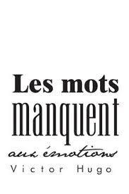 Victor Hugo  ~ citation français ~