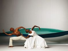I've seen more performances this year than I have in the past 3. A board to help me remember. Alvin Ailey - Revelations