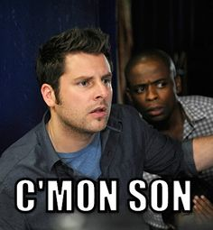 I favorite line from all of Psych!