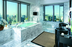 All sizes | Presidential Suite Bathroom at Mandarin Oriental, Tokyo | Flickr - Photo Sharing!