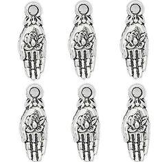 15pcs Large Tibetan Silver peacock charms Aprx 40mm UK Jewellery Making Sale