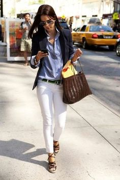 Business casual at its best - so smart ☀️ Stylish outfit ideas for women who follow fashion.
