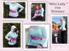 https://www.facebook.com/Loumas.Welt2 Pattern MiroLady by Worawo