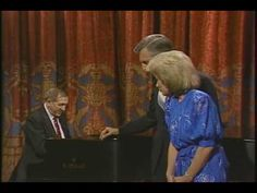 Johnny Costa + Fred Rogers On Tonight Show with Joan Rivers
