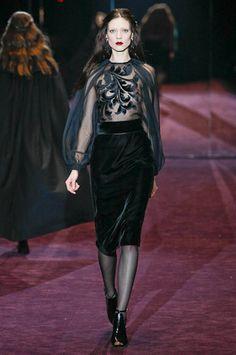 Gucci RTW Fall 2012