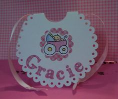Baby Shower Card by JACLYNNMARIE - Cards and Paper Crafts at Splitcoaststampers