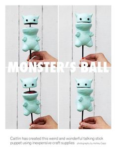 Simple puppet