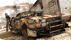 mad max and death race cars | ... at 11 53 am no comments labels death car death race road warrior