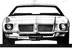 HQ Holden Monaro concept rendering