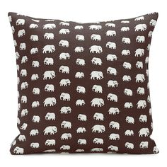 Cushion Elefant Linen