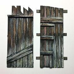 Vom Leben gezeichnet – von Marcel Ackle gebaut: Kleiner Schuppen (Part 55) - WIP