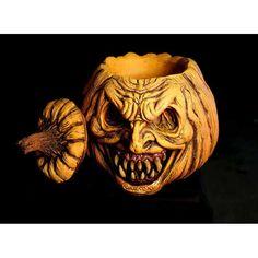 Jack-O-Licious – Distortions Unlimited Halloween Season, Halloween Masks, Spooky Halloween, Halloween Pumpkins, Halloween Decorations, Werewolf Legend, Evil Pumpkin, Halloween Animatronics, Zombie Head