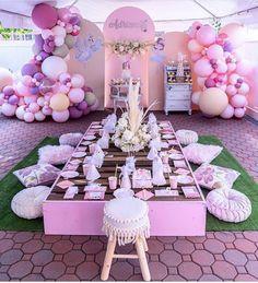 Unique Birthday Party Ideas, 1st Birthday Parties, Birthday Balloon Decorations, Birthday Balloons, Birthday Goals, Pink Parties, Event Decor, Party Planning, First Birthdays