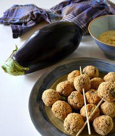 Ricette Light e Veg: crocchette di melanzane al forno   Vita su Marte