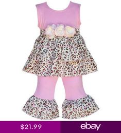 1382c135c 22 Great Baby Girl images | Capri outfits, Children clothes, Girl ...