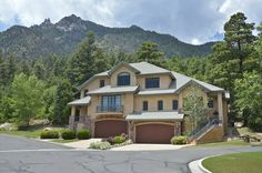 Broadmoor townhome for sale.  Rare high alpine lifestyle in Colorado Springs: $549,900  Kelly Young, The Platinum Group Realtors