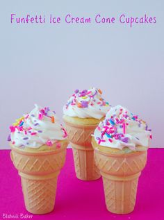 PinterestFacebookTwitterGoogle+YummlyA fluffy moist vanilla cupcakes are baked in ice cream cones and topped with whipped vanilla bean frosting! Are ice-cream stand runs a part of your summer evenings? They sure are for us. We live close to a lake with beautiful walking paths. Normally, we walk the 4 mile path and sometimes at the end …