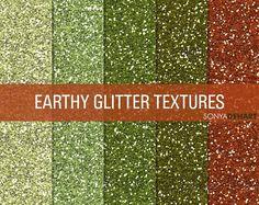 Earthy Glitter Textures #textures #glittertextures