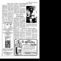 Maas joins Valley Animal Hospital:  Lancaster Farming 20 December 1980, p 31 — Illinois digital newspaper collections