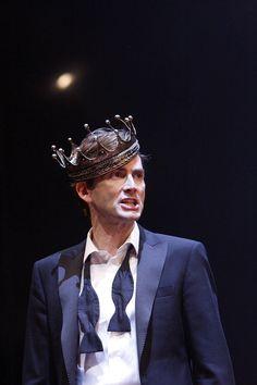 David Tennant in Hamlet. This version was wonderful!!!