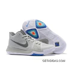 save off 86d78 6c423 New Nike Kyrie 3 Wolf Grey Basketball Shoes Discount, Price   98.15 -  Adidas Shoes,Adidas Nmd,Superstar,Originals
