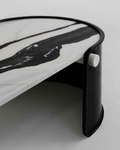 #ericschmitt #coffeetable #Bracket #marble #patinatedbronze #black @ralphpucciint