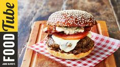 Fancy treating yourself to the juiciest, tastiest most decadent burger ever? Jamie and Gennaro created this awesome recipe for Jamie's Italian (https://www.jamieoliver.com/italian/) and want to share its secrets with you. Juicy prime cuts of beef make this melt in the mouth burger - stacked high on a toasted brioche bun with caramelised onions, crispy pancetta, Westcombe Cheddar (http://www.westcombedairy.com/) and moreish burger sauce: https://www...