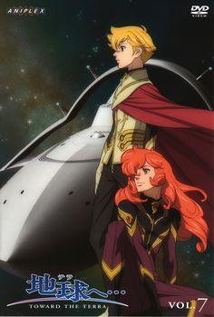 地球へ…/Toward the Terra, Jomy & Tony