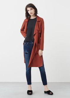 740d06b8674edd Flowy blouse - Women. Flowy blouse
