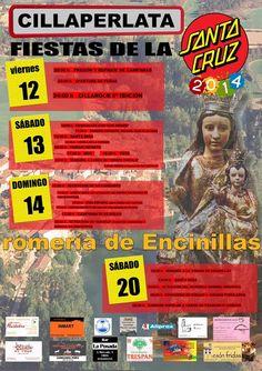 12-14/9 Fiestas de la Santa Cruz. Cillaperlata
