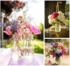 I love jam jars | uk wedding blog