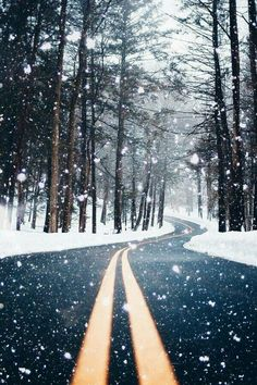 My Dad and I drove through a blizzard once to go to the movies and dinner in Santa Fe. ~ETS #nostoppingus