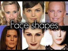 What is your face Shape??.. This video will help you find it.. =)