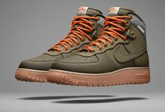 Nike Air Force 1 Duckboot - awesome boots for the winter