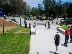 skateparks inner city - Google Search
