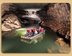 Lost River Cave, Underground Boat Tour, nature preserve, kentucky cave country, bowling green, Kentucky