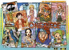 Lecture en ligne One Piece 756 page 2