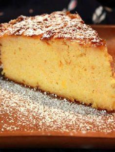 Vegetarian- Low FODMAP Recipe and Gluten Free Recipe - Orange polenta cake http://www.ibscuro.com/low_fodmap_vegetarian_desserts_orange_polenta_cake_.html