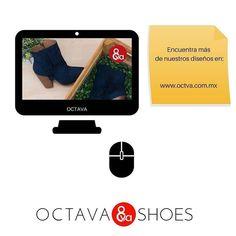 El mejor calzado para dama compra en www.octava.mx y te lo mandamos a tu domiilio #OctavaShoes #YoAmoLosZapatos #Moda #Belleza #MujerBonita http://ift.tt/2xVAbe0