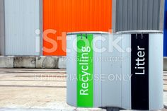 Recycling and Litter Bins, New Zealand royalty-free stock photo Image Now, New Image, Royalty Free Images, Royalty Free Stock Photos, Editorial Photography, Celebrity Photos, New Zealand, Recycling, Pictures